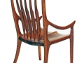 High Back Dining Chair (2) - Copy