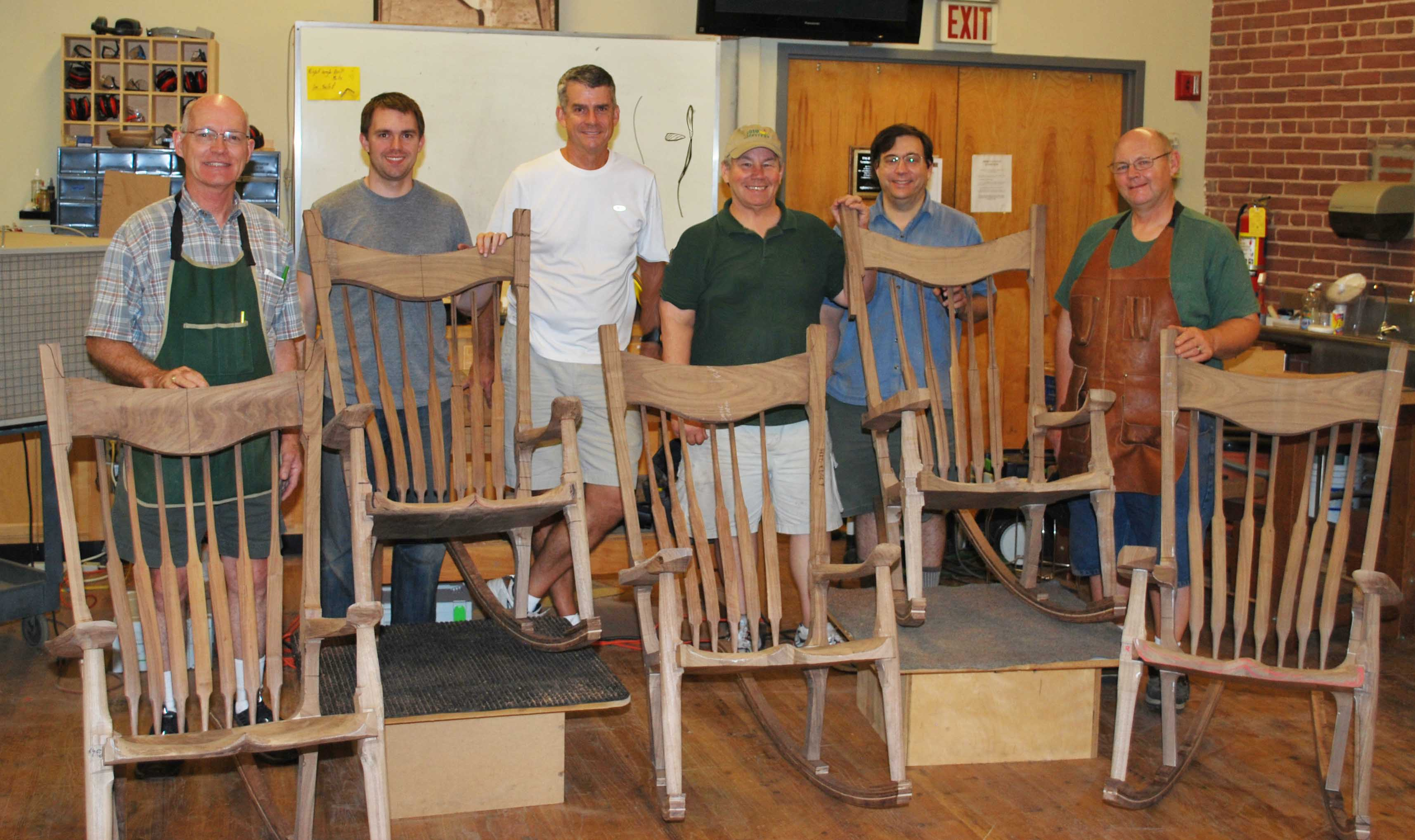 Rocking Chair Making Classes